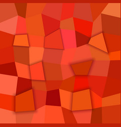 Abstract 3d polygonal background from rectangles vector