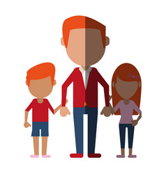 avatars of family members icon image vector image vector image