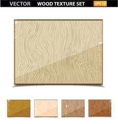 wood texture vintage vector image