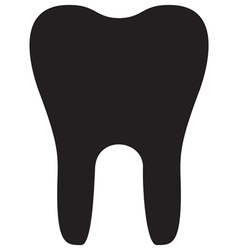 Teeth Icon vector image vector image