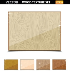 wood texture vintage vector image