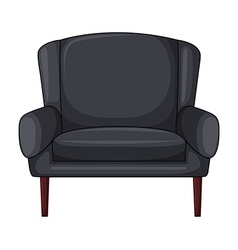An armchair vector image