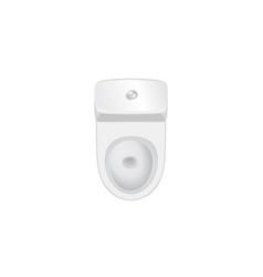toilet room furniture sign bathroom interior vector image