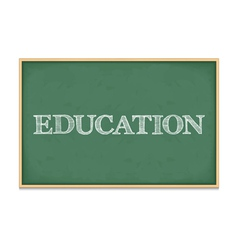 Education vector image vector image