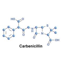 Carbenicillin is bactericidal antibiotic vector