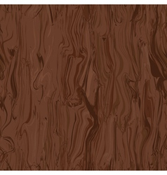 Seamless texture of walnut vector