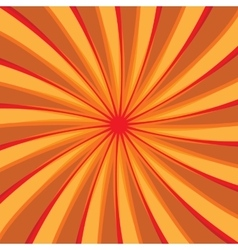 Colorful background with rays vector