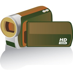 handicam vector image