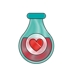 valentines day related icon image vector image vector image
