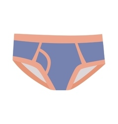 Mens underpants vector image