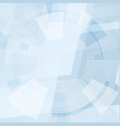 Blue technical abstract minimal background vector