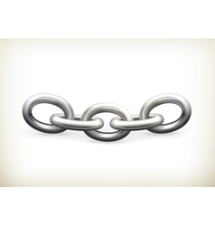 Chain icon vector