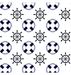 Rudder wheel background vector