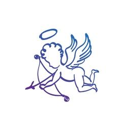 Ange vector image