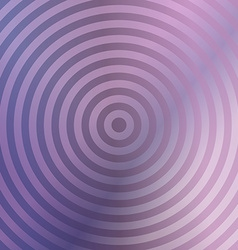 Metallic background design with concentric circles vector