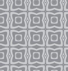 Geometric abstract seamless p vector image