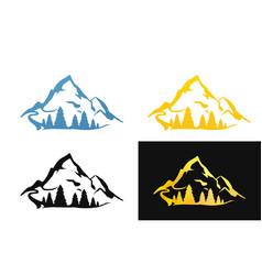 Set of nature symbol vector