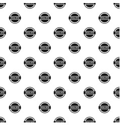 special offer circle pattern vector image