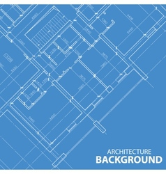 Blueprint best architecture plan vector