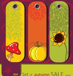 retro sale nature vector image vector image