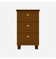 House furniture design vector