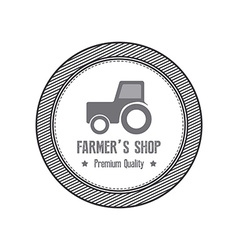 Farmer label vector