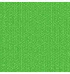 Green texture fabric backgroud vector