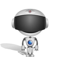 robot Bill vector image