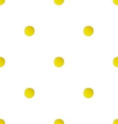 seamless kapli kraski zhelt vector image vector image