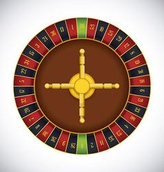 Casino game design vector