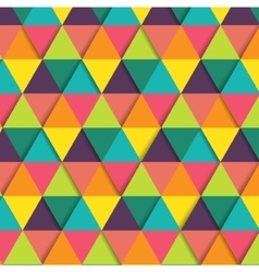 Creative colorful background for your project vector image vector image