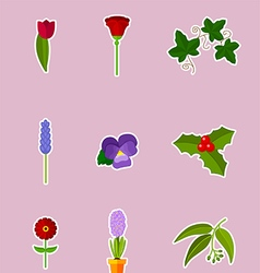 Plans - set vector image