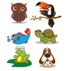 Animals1 vector