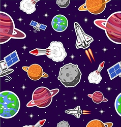 Space pattern vector