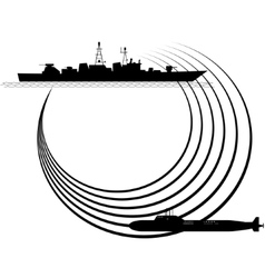 Sonar vector