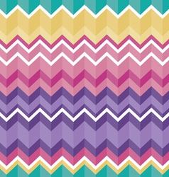 Tribal folk aztec seamless texture pattern vector image vector image