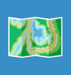 Abstract generic map vector