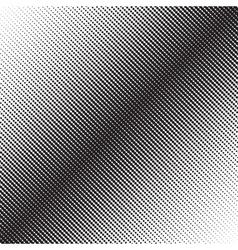 Diagonal dots halftone pattern vector