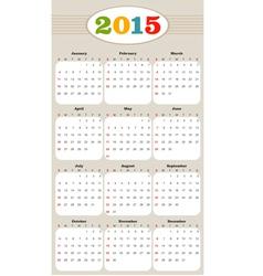 Kalender vector