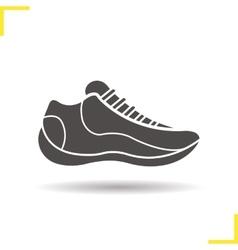 Sneaker icon vector
