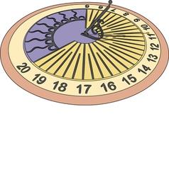 Sundial vector
