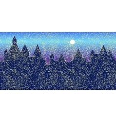 Castle bright vector image vector image