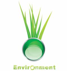 environment logo vector image