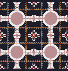 lakota-pattern-9 vector image vector image
