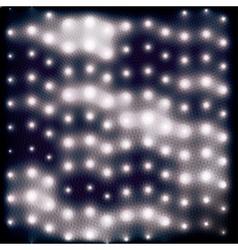 lights vector image