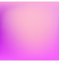 Halftone background pink abstract spotted pattern vector