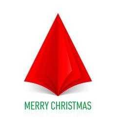 Merry christmas corner paper 21 vector