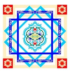 Oriental pattern-3 vector