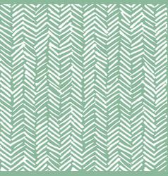 smeared herringbone seamless pattern design vector image