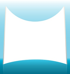 Blank screenw01 vector
